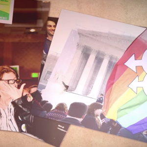 This Tear-Jerking Video Chronicles The Long Journey To Marriage Equality