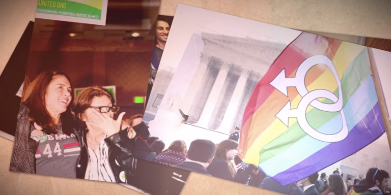 This Tear-Jerking Video Chronicles The Long Journey To MarriageEquality