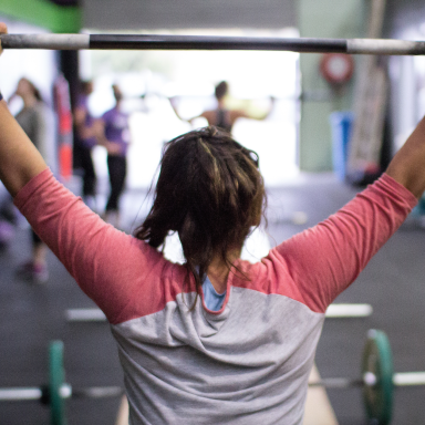 The Beauty Of Female Strength: For All Women Who Fear Becoming 'Too Muscular'