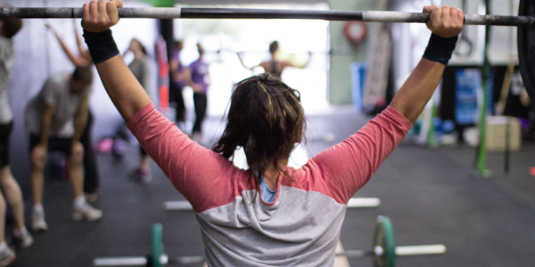 The Beauty Of Female Strength: For All Women Who Fear Becoming 'TooMuscular'