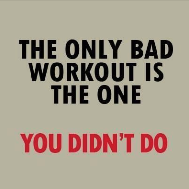22 Motivational Fitness Quotes To Get You Through Your Workout (Or At Least Start One)
