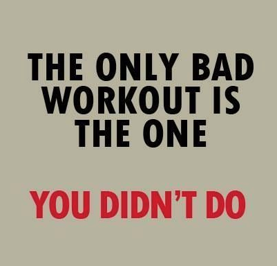 22 Motivational Fitness Quotes To Get You Through Your Workout (Or At Least StartOne)