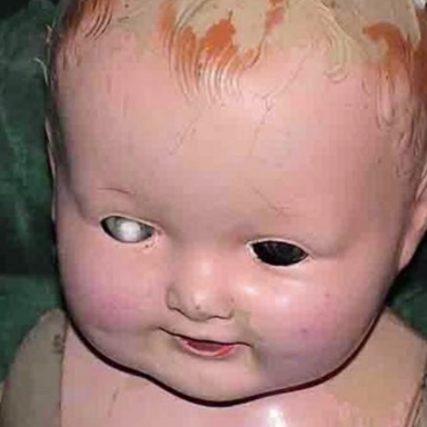 This Is The Story Of Harold The Haunted Doll