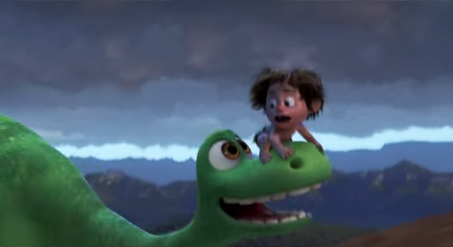11 Times The New Trailer For Pixar's 'The Good Dinosaur' Will Give You All TheFeels