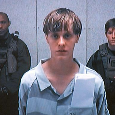 Dylann Roof Charged With 33 Federal Counts Including Hate Crime Charges
