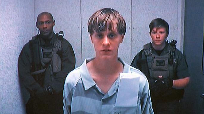 Dylann Roof Charged With 33 Federal Counts Including Hate CrimeCharges