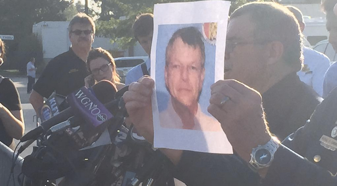 This Is What We Know So Far About John Houser, The Louisiana Movie TheaterShooter