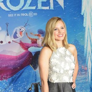 Kristen Bell Gives Heartwarming Message From 'Princess Anna' To A Little Girl With Brain Cancer