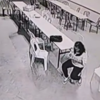 This Frightening Ghost Video Was Filmed In Malaysia
