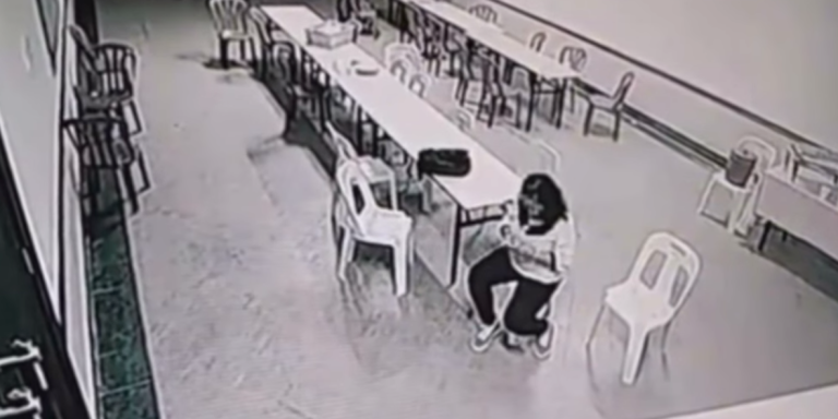 This Frightening Ghost Video Was Filmed InMalaysia