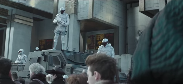 This New Trailer For 'Mockingjay Part 2' Will Get You Excited Enough To Volunteer AsTribute