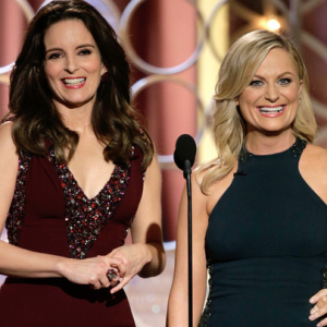 29 Hilarious Jokes From Tina Fey & Amy Poehler During Their 3 Years As The Hosts Of The Golden Globes