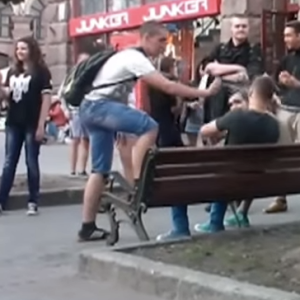 Gay Couple Attacked On The Street For Showing Affection In Public