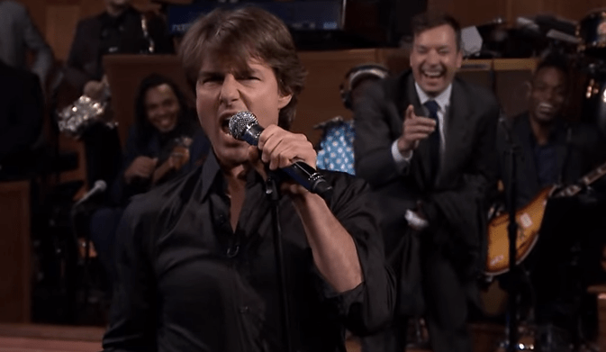 You Have To See Tom Cruise Totally Own Jimmy Fallon In This Epic Lip-Sync Battle