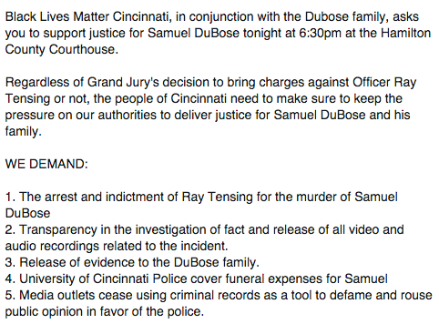 Facebook /  Justice for Samuel DuBose