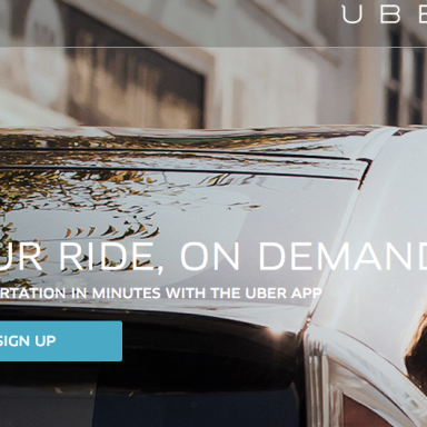 Do You Want To Know Your Uber Passenger Score? Here's How.