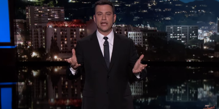 Jimmy Kimmel Choked Up During A Heartfelt Monologue About Cecil The Lion