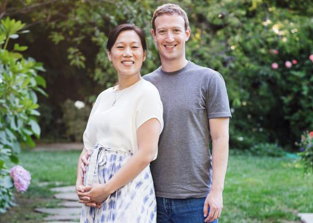 The Internet Found Out Priscilla And Mark Zuckerberg Are Having A Baby Girl And This Was TheirReaction