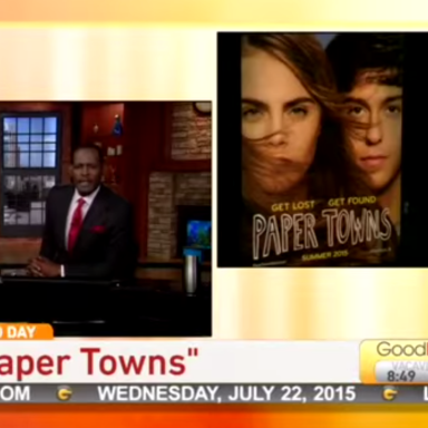 9 Brief Thoughts On Cara Delevingne's Awkward Interview
