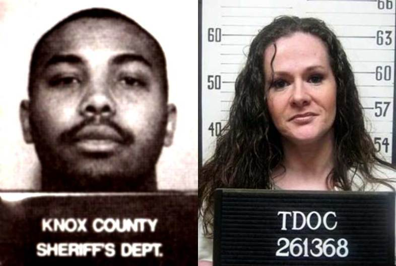 Tadaryl Shipp & Christa Pike (Knox County, TN Sheriff's Office & Tennessee Dept. of Corrections)