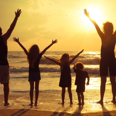 Some Difficult (And Beautiful) Things I've Learned From Being In A Blended Family