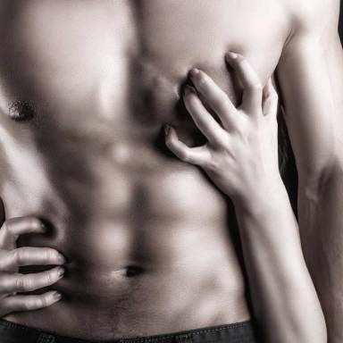17 Sexy Spots On A Man's Body That Aren't His Penis