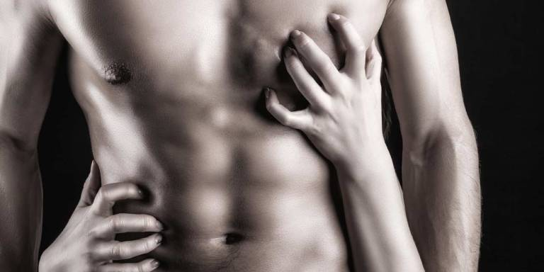 17 Sexy Spots On A Man's Body That Aren't HisPenis