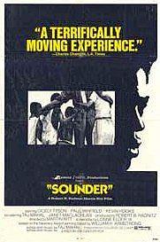 sounder movie poster