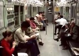 subway car inside 2