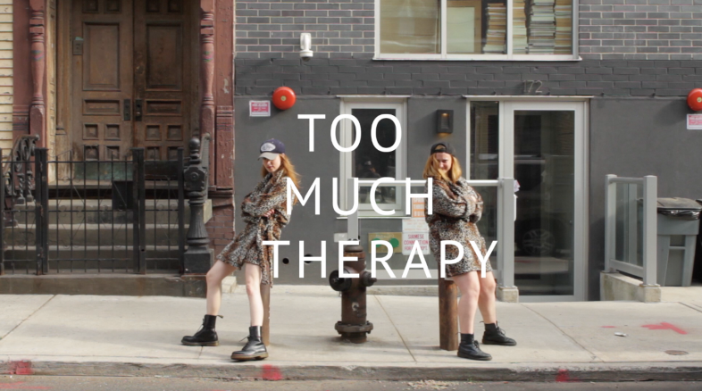 Too Much Therapy