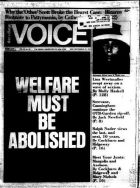 vv welfare must be abolished