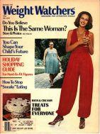 weight watchers magazine 1975