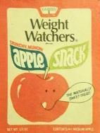 weight_watchers_apple_snack