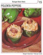 ww polenta peppers