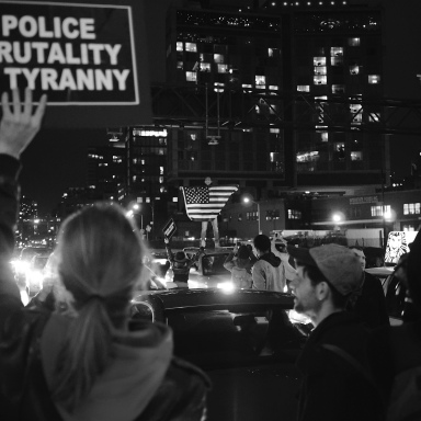 On The Ground In Ferguson: Is The Movement Working?