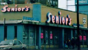 1974 Senior's