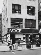 1974 village voice building