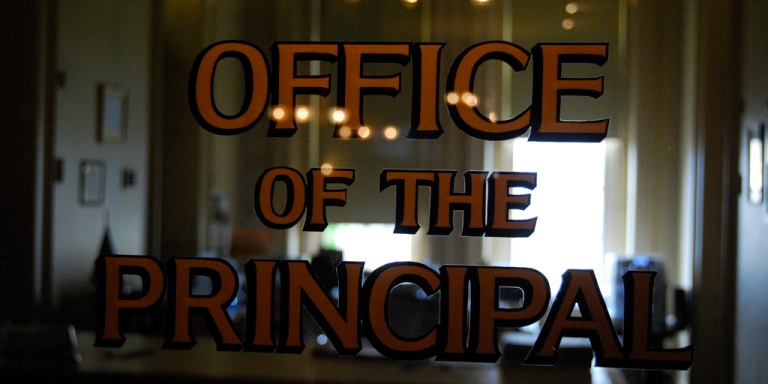 This Is What It's Like To Be A SchoolPrincipal