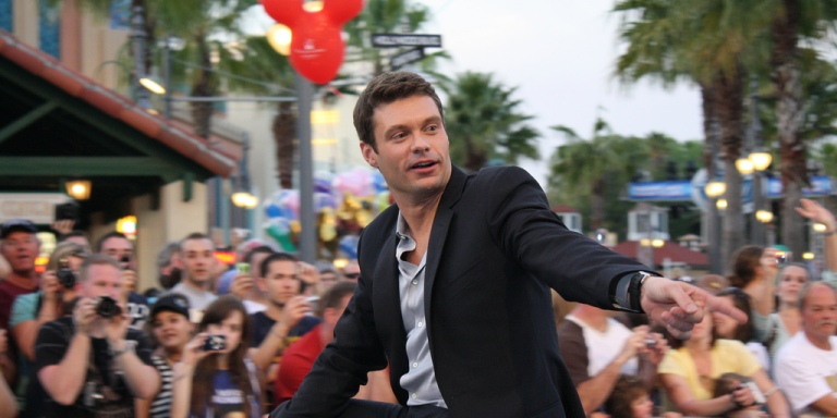 Why Ryan Seacrest Is The King OfHollywood