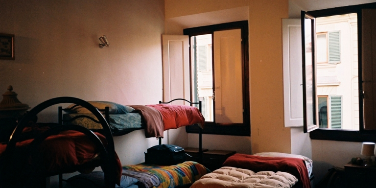10 People You'll Probably Meet At AHostel