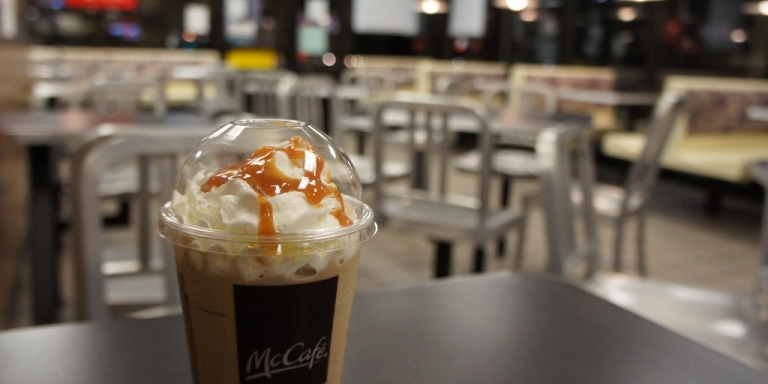 Is A Serial Dater Using Tinder To Pawn Free McDonalds Coffees Off Her UnsuspectingVictims?