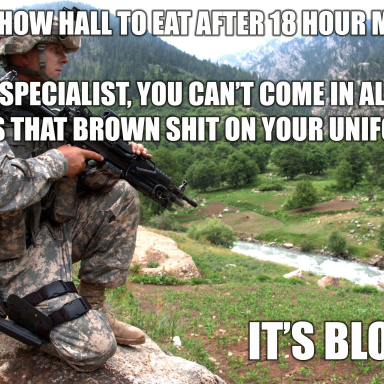 30 Things Only US Army Infantrymen (And Women) Will Understand