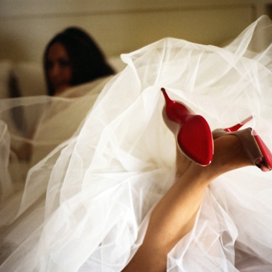 I Had An Orgy With My Husband's 12 Groomsmen On My Wedding Night