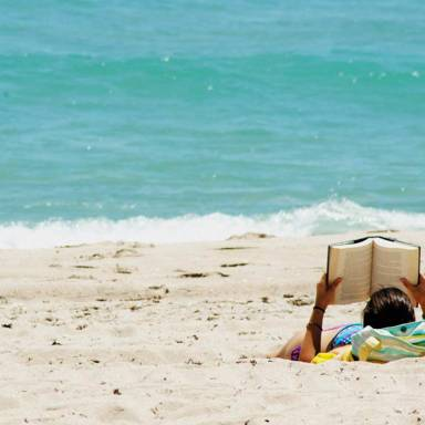 8 Books You Won't Be Able To Put Down This Last Month of Summer