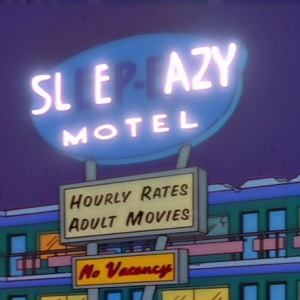 18 Of The Best Signs From 'The Simpsons' You Probably Forgot About