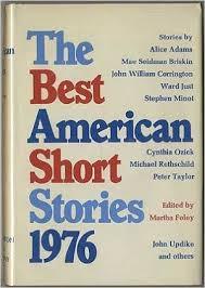 best american stories 1976