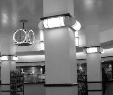boylan cafeteria clock