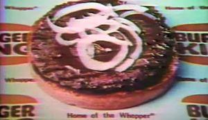 burger king commercial