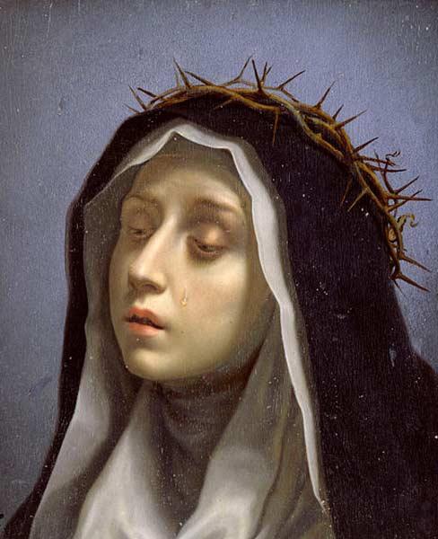 St. Catherine of Siena. (Wikimedia Commons)
