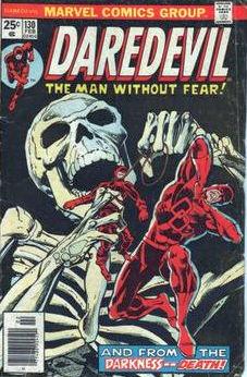Daredevil death